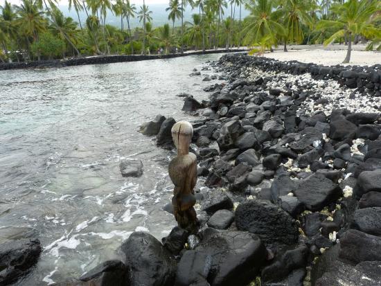 Honaunau, HI: die anliegende Bucht