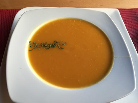sopa de calabaza alcala de henares