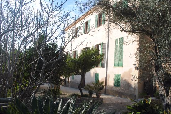 Agroturisme Finca Sa Maniga: The main house