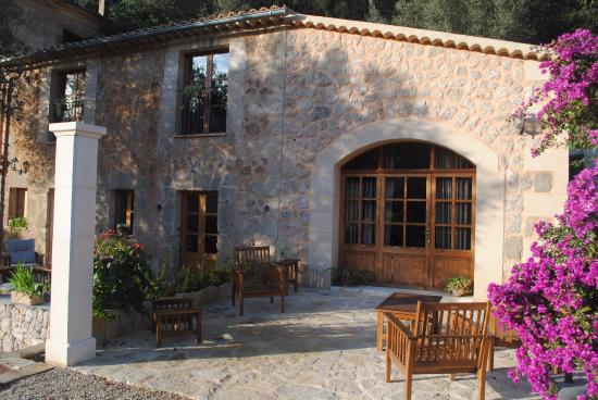 Agroturisme Finca Sa Maniga: The 1 bed apartment/cottage adjoining the house