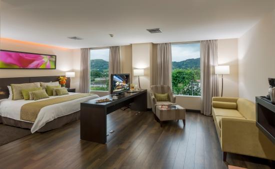 Studio Hotel: Junior Suite Room