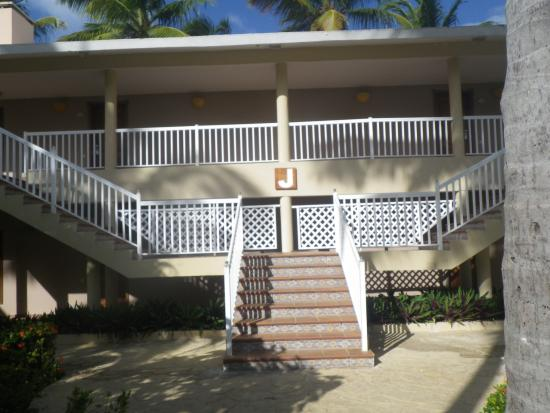 Sirenis Punta Cana Resort Casino & Aquagames: entrée séparée, c'Est bien ca