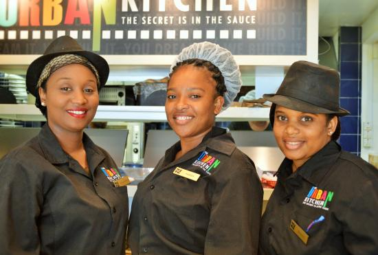 The Urban Kitchen: Urban Kitchen Team