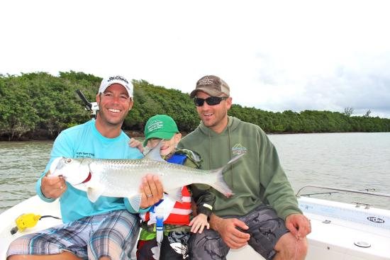 Tarpon picture of st croix inshore fishing charters for St croix fishing