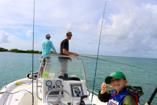 Fishing picture of st croix inshore fishing charters for St croix fishing