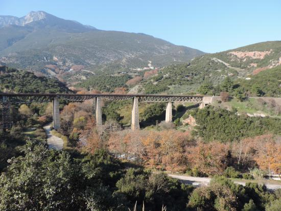 ‪Gorgopotamos Bridge‬