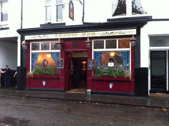Dunblane, UK: Frontage