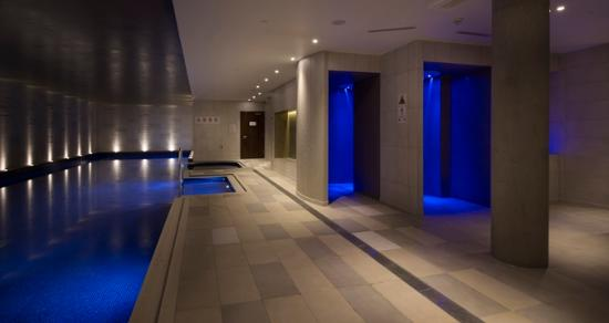 Eforea spa health club picture of hilton bournemouth - Hotels in bournemouth with swimming pool ...