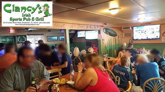 Clancy's Irish Sports Pub and Grill