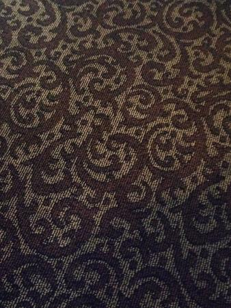 Bennettsville, Южная Каролина: Carpet in our other room