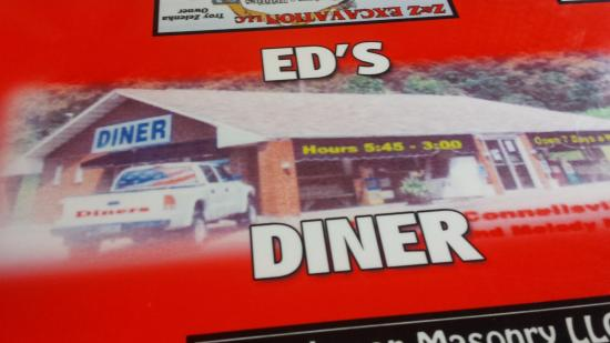 Ed's Diner, Connellsville, PA