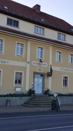 Grosshennersdorf, Alemania: Eulkretscham Landhotel Restaurant