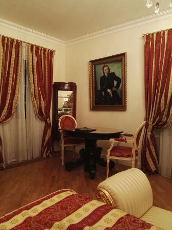 อัลเคมิสท์ เรสิเดนซ์ นอสติโคว่า: Alchymist Nosticova Palace