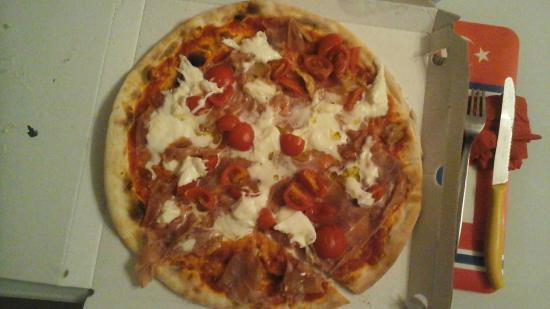 Pizzeria La Pizza Da Te
