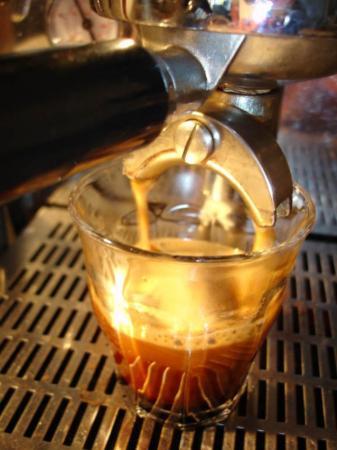 Brick House Cafe: Hand Made Espresso Drinks