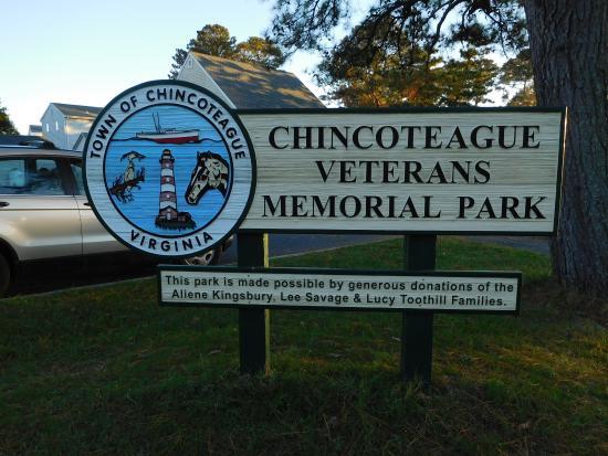 Chincoteague Veteran's Memorial Park
