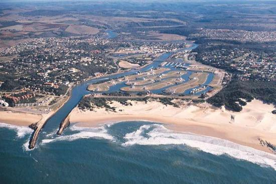 Royal Alfred Marina Port Alfred and the Kowie River