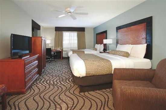 La Quinta Inn & Suites Santa Rosa: Guestroom