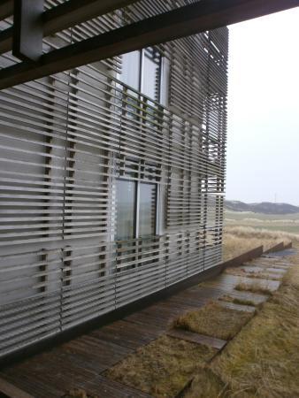 Blick bild von budersand hotel golf spa h rnum for Designhotel sylt