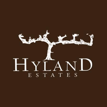 Dundee, OR: Hyland Estates logo