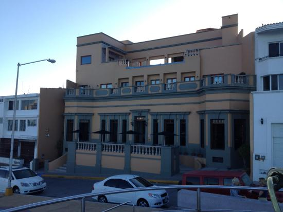Casa Lucila Boutique Hotel: Hotel