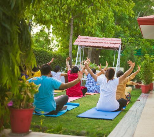 Priyanka's Yoga Studio