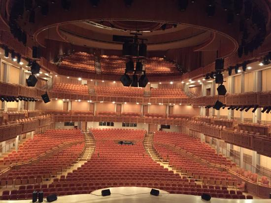 Adrienne Arsht Center Seating Chart