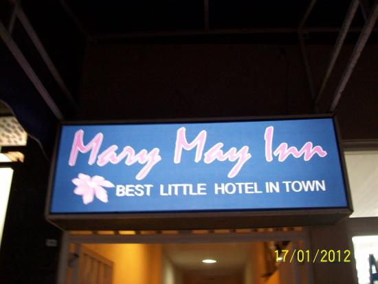 Mary May Inn: fachada