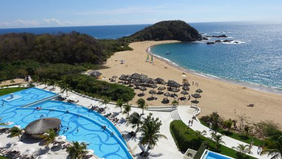 Secret huatulco picture of secrets huatulco resort spa for Hotels secrets
