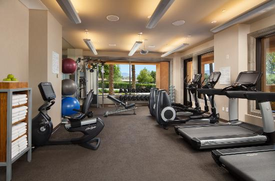 Mirage Hotel Exercise Room