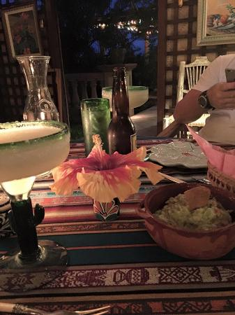 Los Frailes, Μεξικό: Attention to detail was impeccable and margarita and guac was amazing!