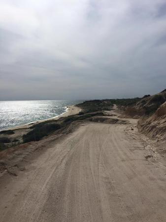 Villa del Faro: Drive on rough beautiful roads to VDF
