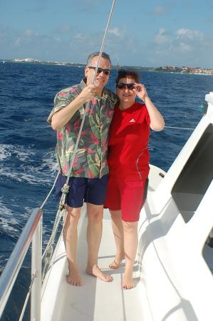 Catamaya Sailing Cruises: Family trip with Catamaya tours