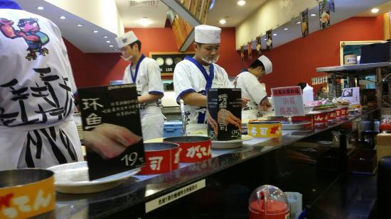 He Dian Sushi (K11)