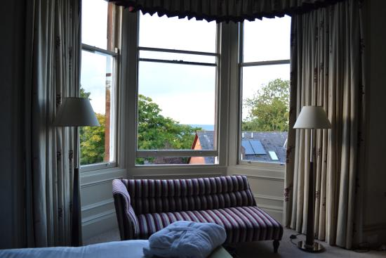 Nether Abbey Hotel: Bedroom