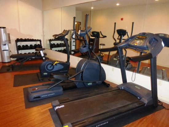 Red Roof Inn Yorktown : Fitness Center