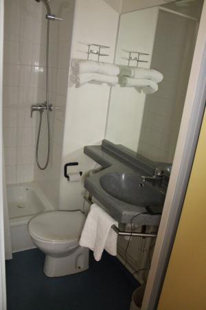 Champforgeuil, França: salle de bains