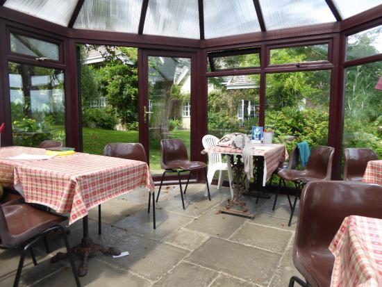 Dalwood, UK: Tea room