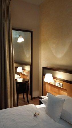 Hotel Dubna Skala : Double room