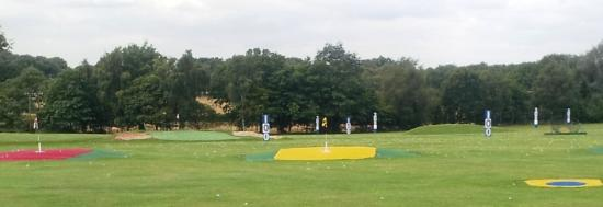 Four Ashes Golf Centre
