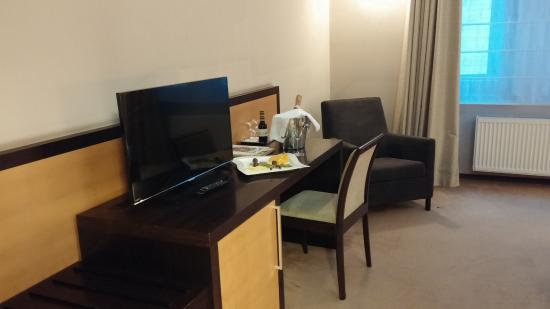 Hotel Dubna Skala: Double room