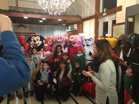 Metropole Hotel : 24 Dicembre 2015 Aspettando Babbo Natale