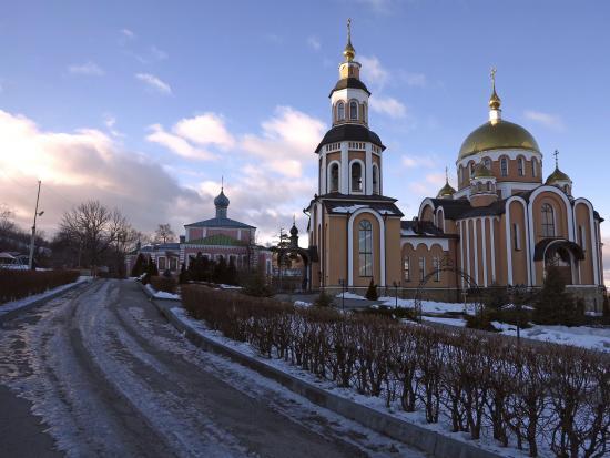 Holy Aleksiyevskiy Convent