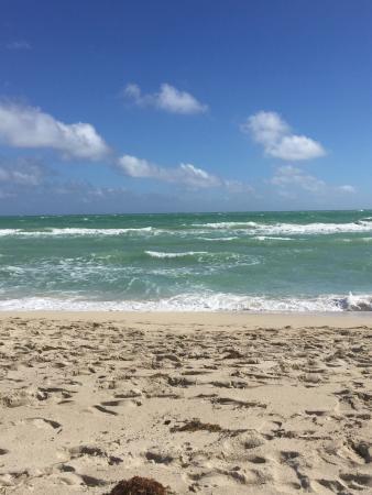 Outstanding Beach Service - Ricardo
