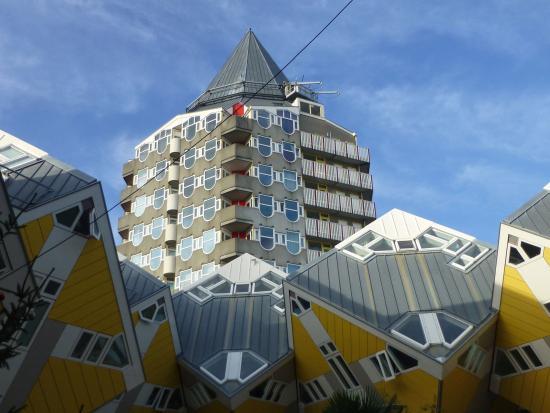 Kubus Haus Bild Von Kijk Kubus Rotterdam Tripadvisor