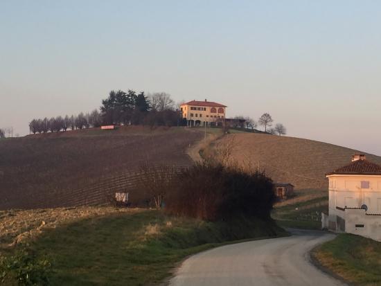Castagnole Monferrato, Italia: paesaggi monferrato
