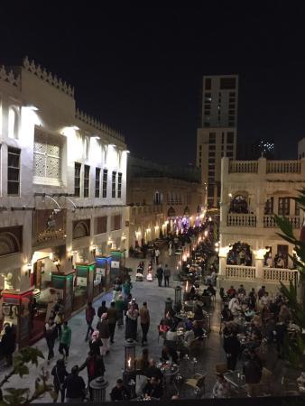 Al Bandar Fish Market