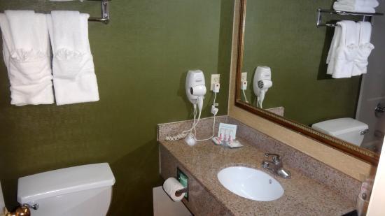 رمادا إيست أورانج: Banheiro