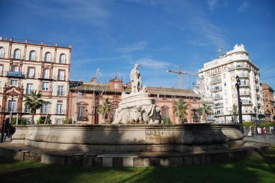 Picture Of Puerta De Jerez Seville Tripadvisor
