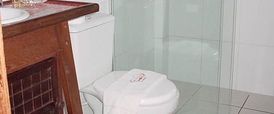 Silveira Eco Village: WC apartamento